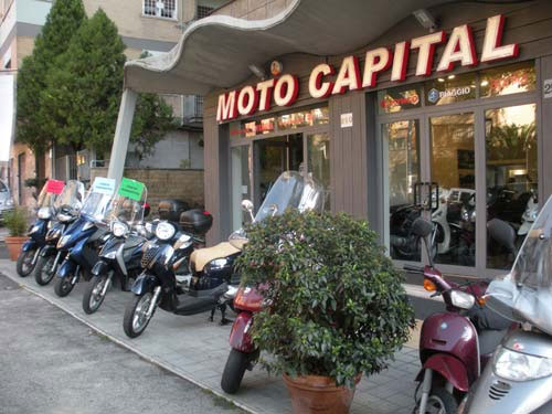 Concessionari Moto E Scooter Nuovi E Usati A Roma  Share The Knownledge